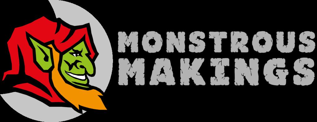 MonstrousMakingscover