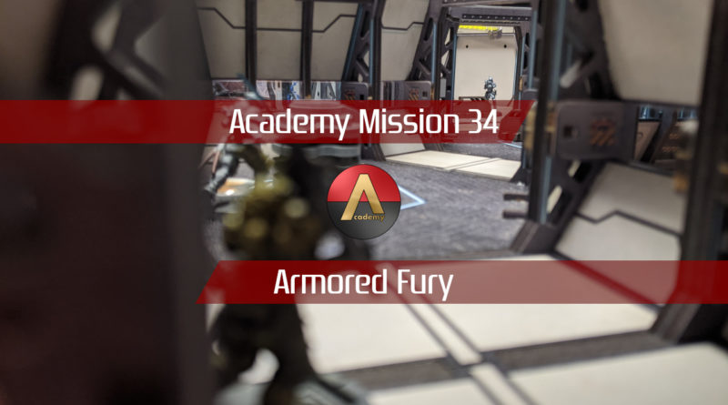 Mission 34 Report: Armored Fury