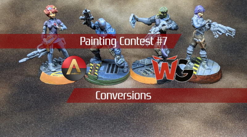 Painting Contest 007 – Conversions
