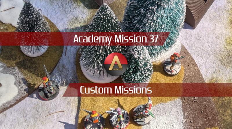 Mission 037: Custom Missions