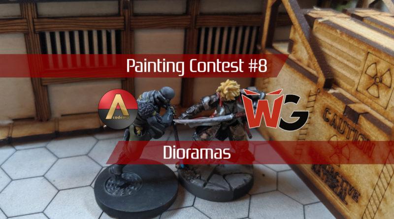 Painting Contest 008 – Dioramas