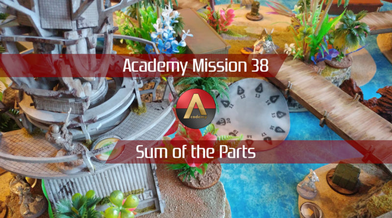 Mission 038: Sum of the Parts